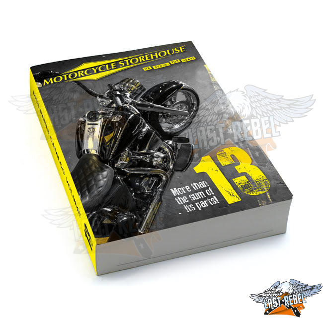 Vol 13 catalog Motorcycle Stor