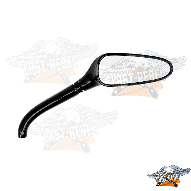 GOLF CLUB MIRROR GLOSS BLACK,